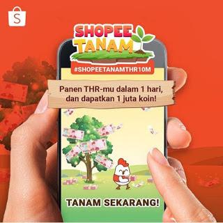 Shopee tanam