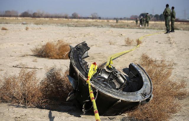 El Cuerpo de la Guardia Revolucionaria Islámica (IRGC) reconoció la responsabilidad del accidente de un avión ucraniano cerca de Teherán