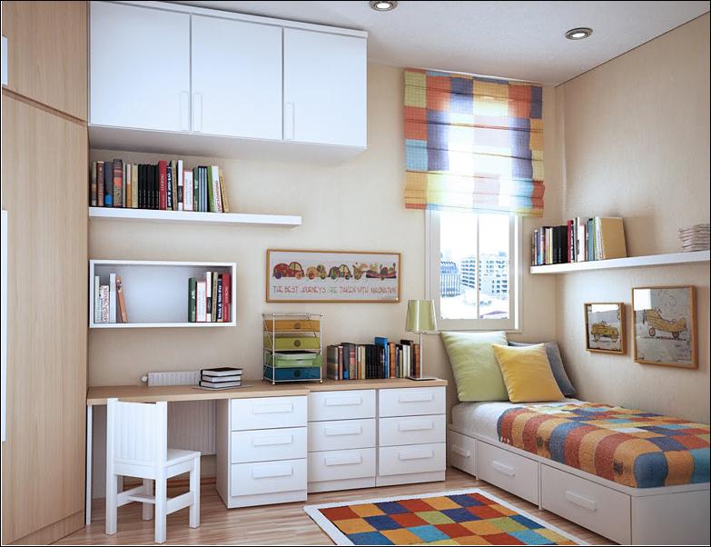 Contemporary Teen Bedrooms 59