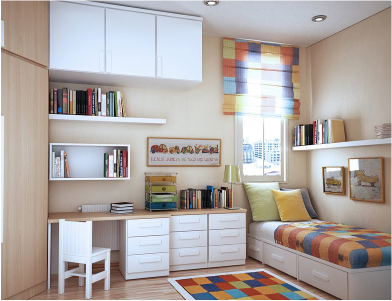 Modern Design for Teenage Boys ~ Room Design Ideas