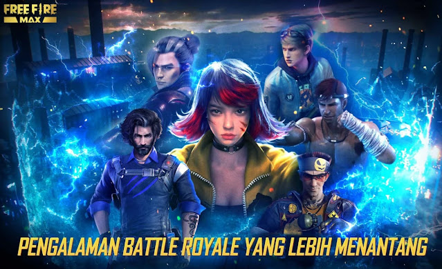 Free Fire Max Indonesia
