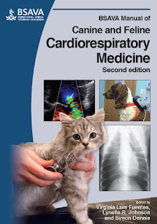 BSAVA Manual of Canine and Feline Cardiorespiratory Medicine 2nd Edition