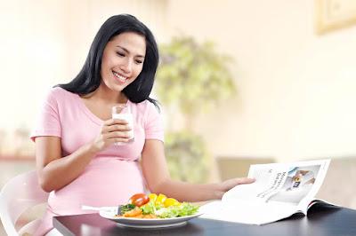 Berbagai Jenis Makanan Untuk Kesehatan Ibu Hamil