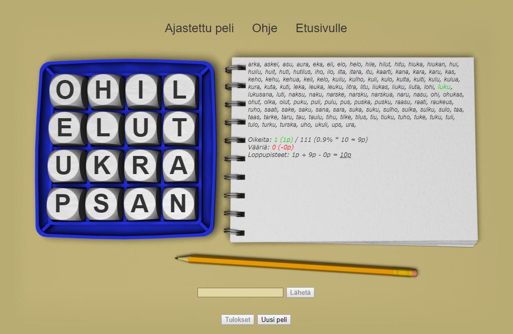 buy online a6e04 9857f English word list, 43000 words   Oppitori - Rakenna olemassa olevan päälle.