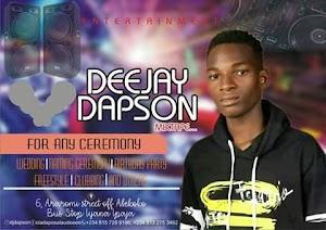 [Mixtape]: DJ Dapson - Deejay Dapson Mixtape