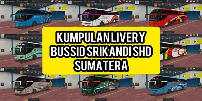 livery bussid srikandi shd sumatera