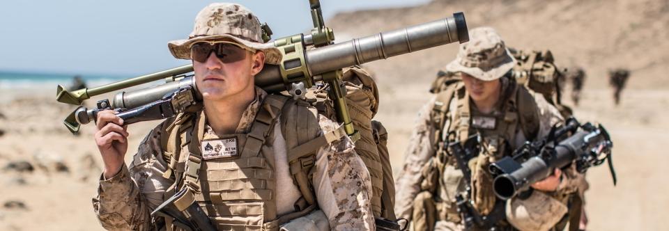 США скорочують чисельність морської піхоти