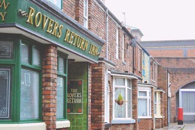 Coronation Street Tour Rovers Return