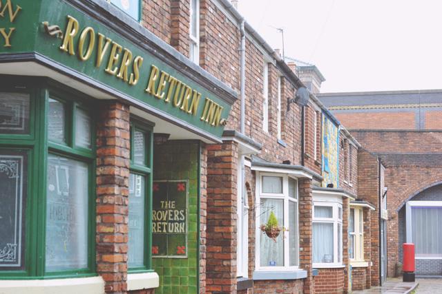 Coronation Street Tour Rovers Return
