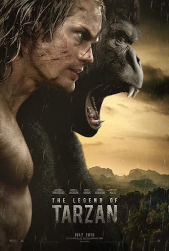The Legend of Tarzan (BRRip 720p Dual Latino / Ingles) (2016)
