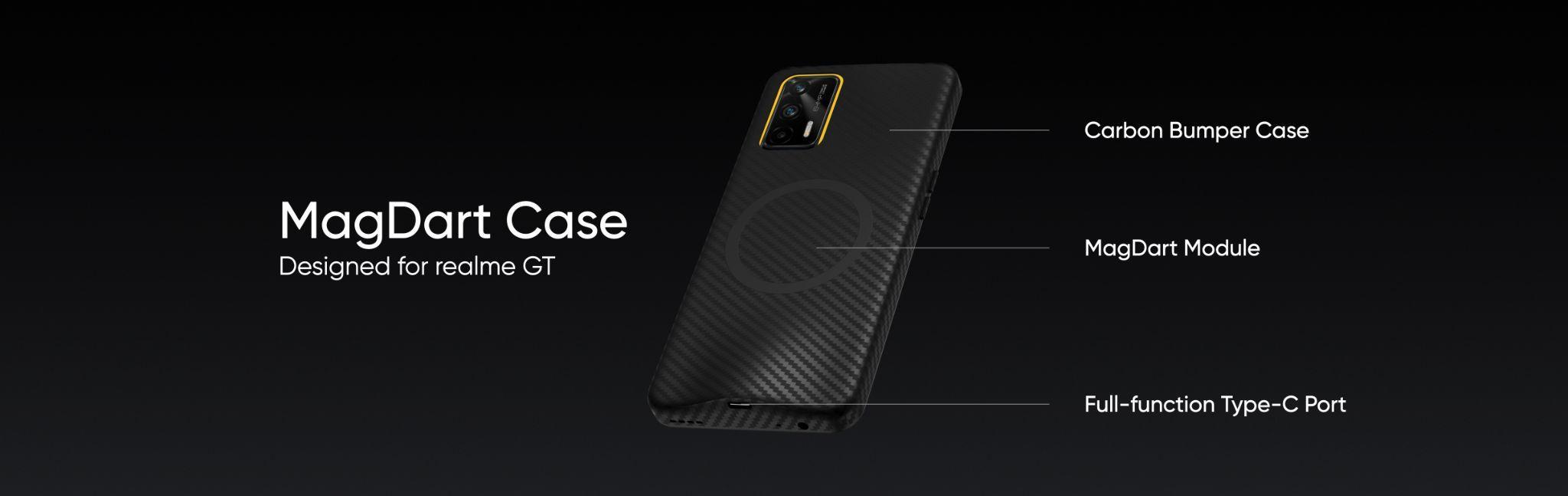 realme GT MagDart Charging Case