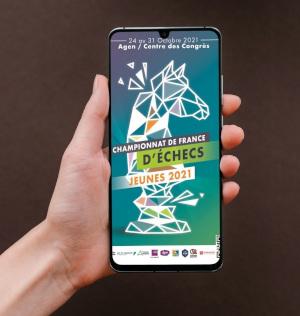Prenez un temps d'avance. Installez l'application spécialement conçue pour suivre le championnat de France des jeunes !