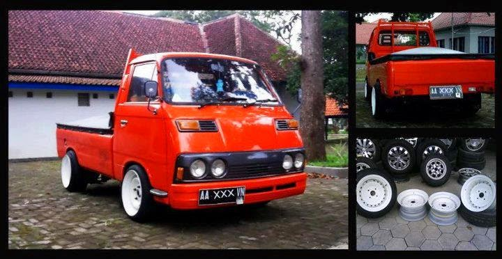 SUZUKI CARRY BAGONG PICK UP MODIFIKASI - BENGKEL RESTORASI ...