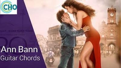 ANN BANN Guitar chords Accurate | Zero