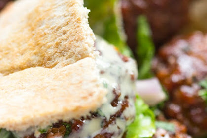 Recipe: Easy Baked Kofta Patties with Tahini Sauce