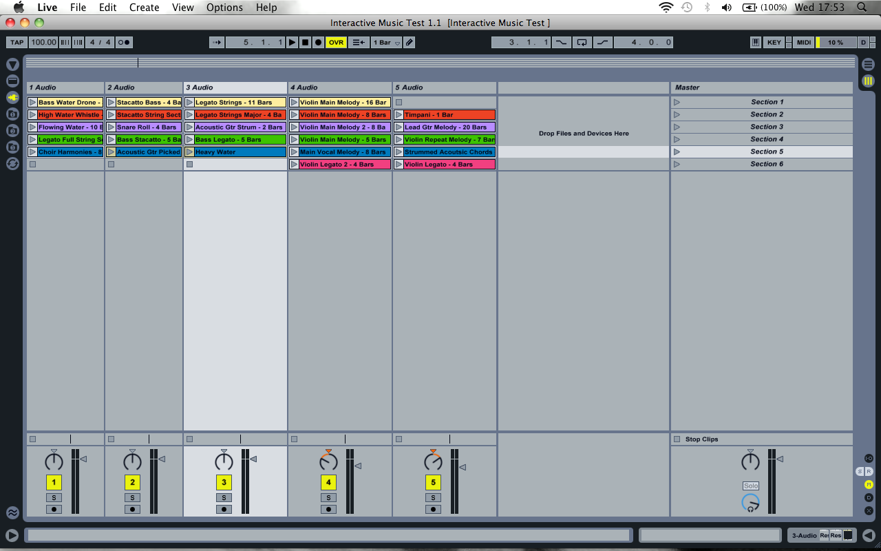 Iain Hannigan - 1102951 - Creative Sound Production - Dissertation