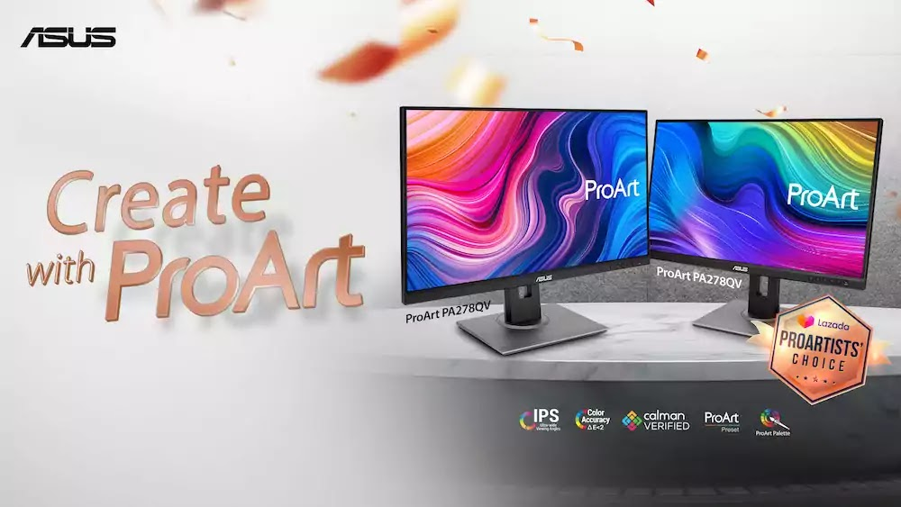 Create with ProArt Campaign