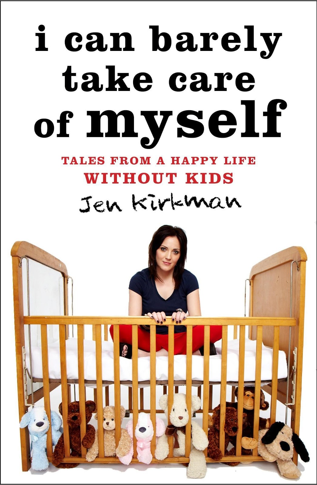 i can barely take care of myself jen kirkman review