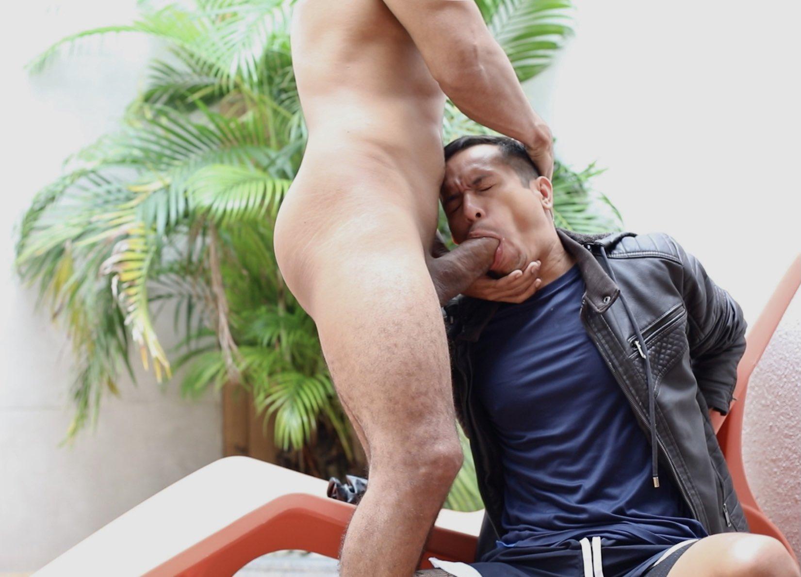 sexo oral con verga grande