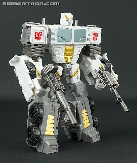 Battle Core Optimus Prime, Robot