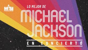 Concierto Lo MEJOR de Michael Jackson en Teatro Cafam