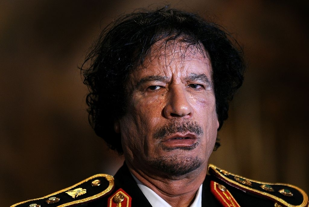 Muammar al Gaddafi: Worst World leaders