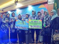 MANTAP, HSU Juarai Lomba Festival Pangan Lokal Tingkat Provinsi Kalsel