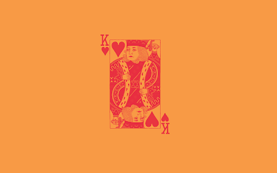 Vector king of heart | playing card