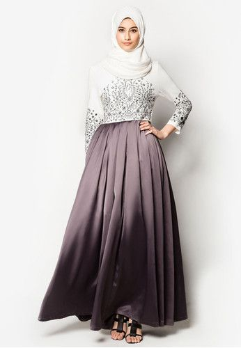 Long Dress Embroidery