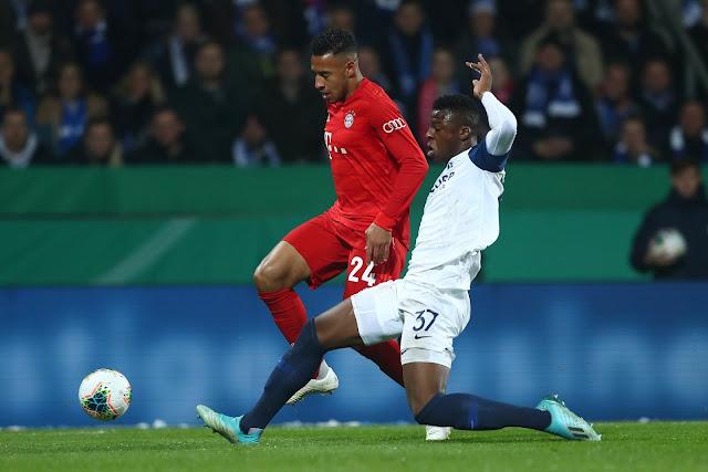 Hút chết trước đội hạng 2, Bayern lết vào vòng 3 Cúp QG