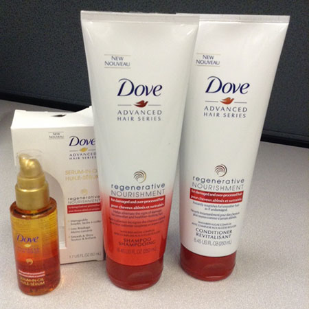 Dove Regenerative Nourishment Collection  ~ #Review  #Giveaway