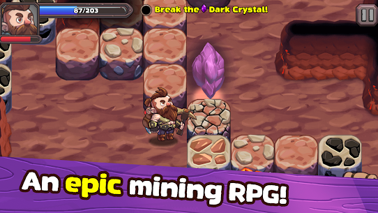 تحميل لعبة Mine Quest 2 MOD مهكرة