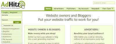 Adhitz vous permet de choisir les sites qui diffuseront vos annonces