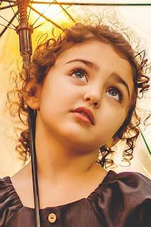 صورة بنت صغيرة حلوة اوى