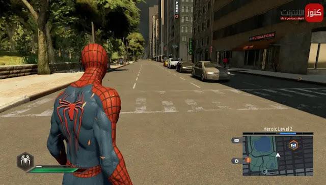 لعبة Spider Man 4 للكمبيوتر