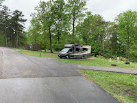 Pennyrile Forest campground