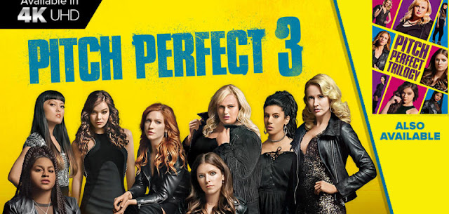Pitch Perfect 3: One last hurrah - Entertainment Movie Download For HD