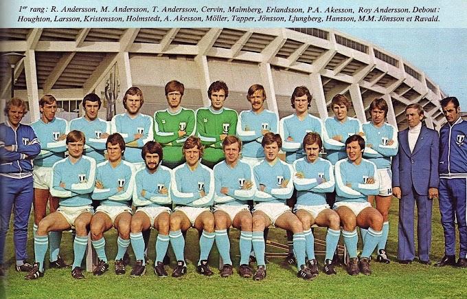 MALMÖ F.F 1977-78.