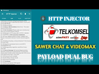 Config HTTP Injector Videomax
