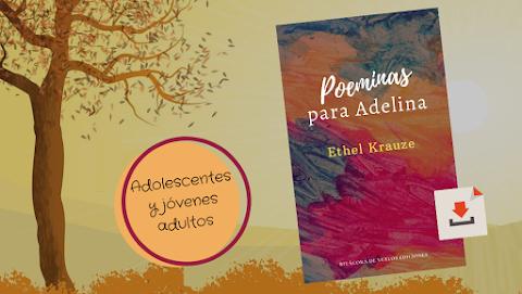 RESEÑA Poeminas para Adelina o los tesoros ocultos de la rima | Violeta Orozco