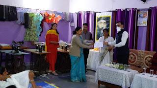 महिलायें आत्मनिर्भर होंगी तो देश आत्मनिर्भर होगा:डॉ योगेश पंडागरे