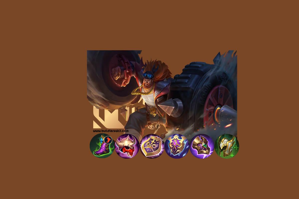 Build Item Baxia Tersakit 2021 Mobile Legends