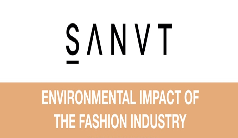 The environmental impact of the fast fashion industry #infographic