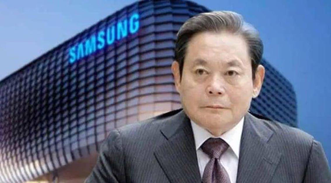 Presidente e criador da Samsung morre aos 78 anos na Coreia do Sul
