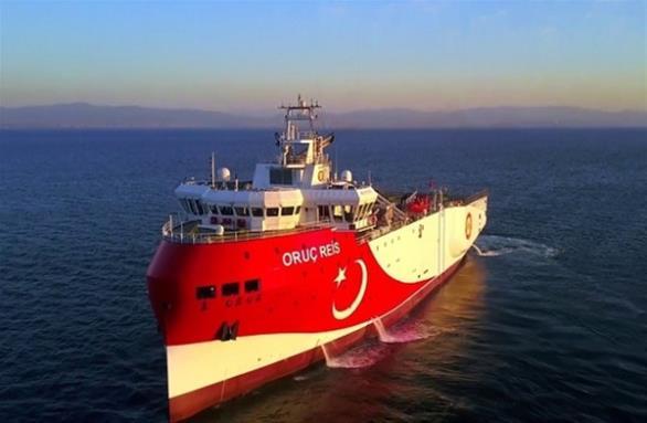 Στην κυπριακή ΑΟΖ μέχρι τον Ιούνιο στέλνει η Άγκυρα το Oruc Reis