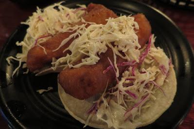 Vatos Urban Tacos, fish tacos