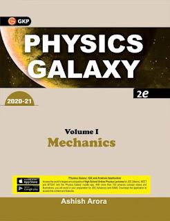 Physics Galaxy by Ashish Arora Mechanics-1 Book Pdf