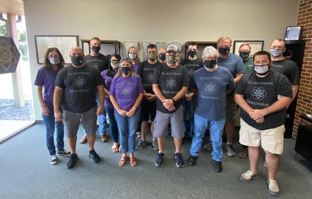 Electron Machine Team 2020