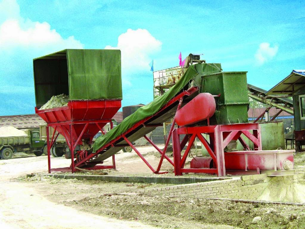 Jual Stone Crusher