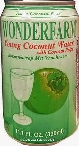 Wonderfarm coconut water